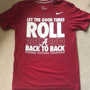 Comfort Colors Tops - University of Alabama T-shirt Bundle